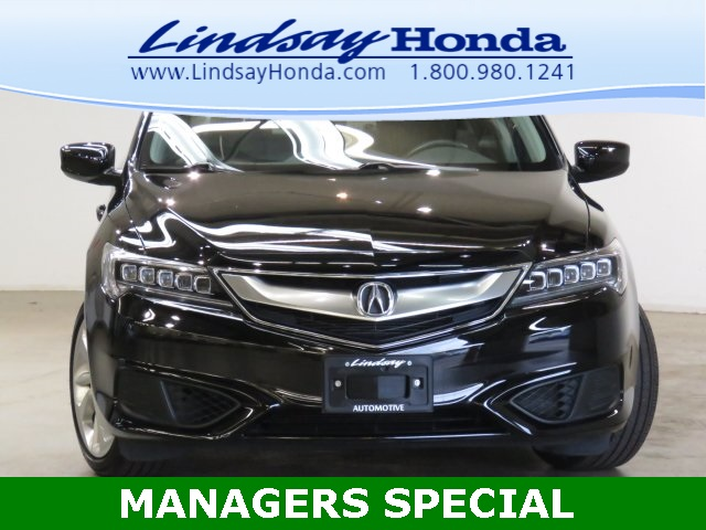 Pre-Owned 2018 Acura ILX Base