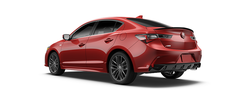New 2020 Acura ILX with A-Spec and Premium Packages