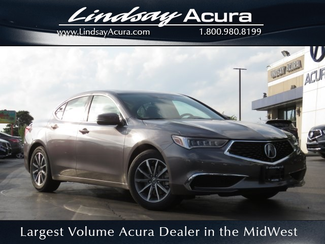 New 2020 Acura Tlx Base 4d Sedan In Columbus 220 035 Lindsay Acura