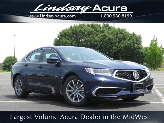 New 2020 Acura Tlx With Technology Package With Navigation