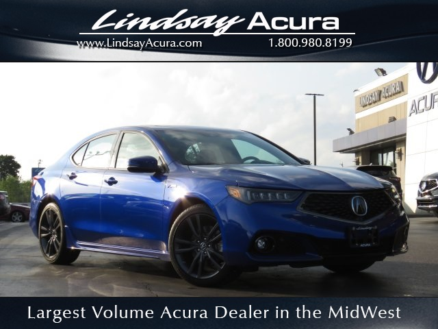 New 2020 Acura Tlx With A Spec Package 4d Sedan In Columbus 220 011