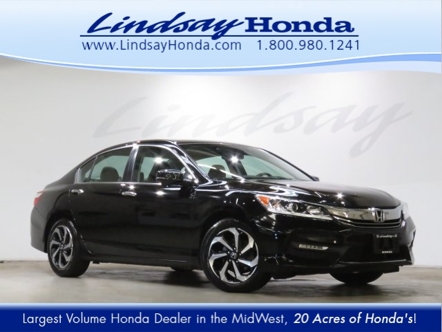 Pre Owned 2016 Honda Accord Ex