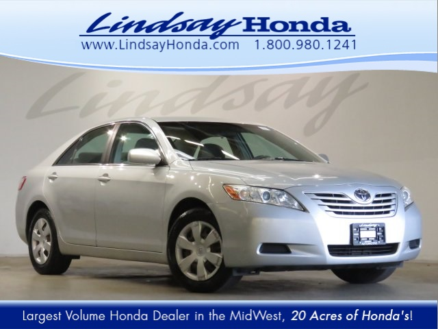 Pre-Owned 2007 Toyota Camry LE