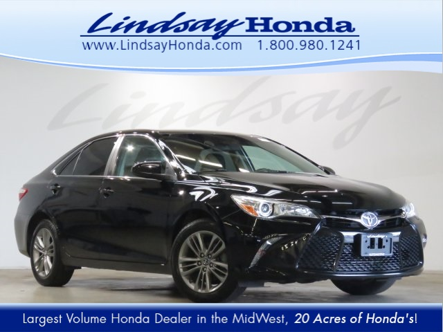 Pre-Owned 2016 Toyota Camry