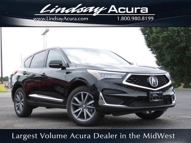 New 2020 Acura Rdx With Technology Package 4d Sport Utility In