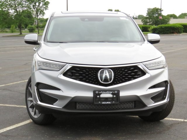 New 2020 Acura Rdx With Technology Package Fwd 4d Sport Utility
