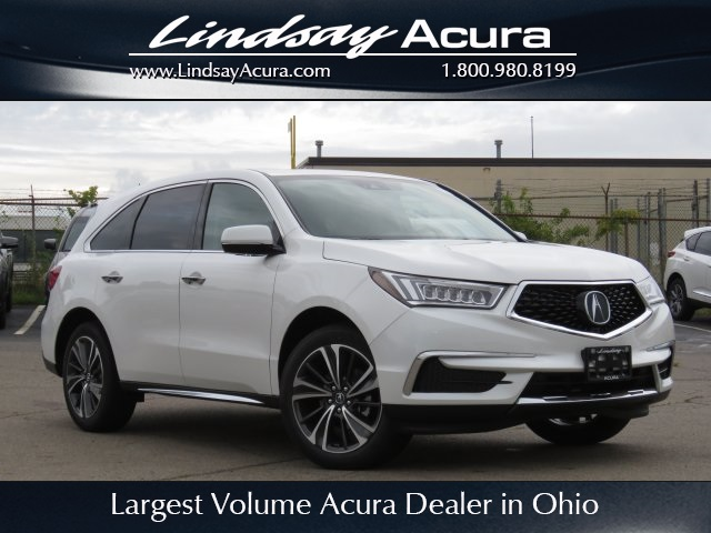 Pre-Owned 2020 Acura MDX Technology