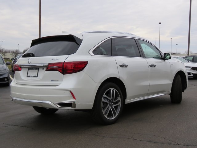 New 2018 Acura MDX Sport Hybrid Sport Hybrid SH-AWD with Advance Package