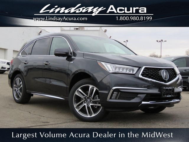 New 2019 Acura MDX Sport Hybrid Sport Hybrid SH-AWD with Advance Package
