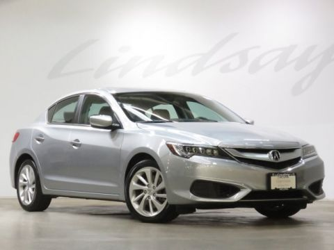 Certified Pre-Owned 2017 Acura ILX Base