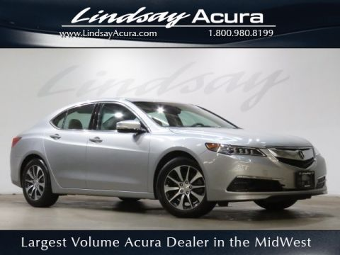 Certified Pre-Owned 2017 Acura TLX 2.4 8-DCT P-AWS with Technology Package