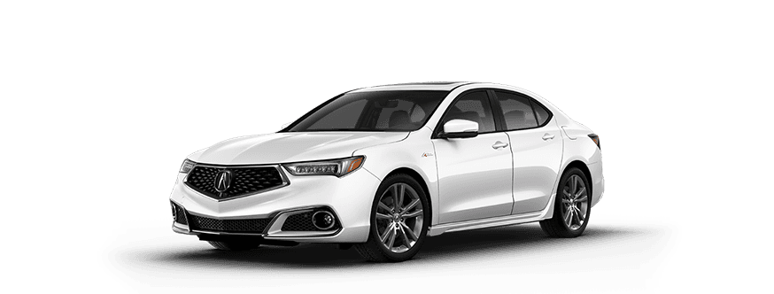 New 2020 Acura TLX with A-Spec Package