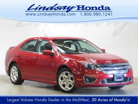 Pre-Owned 2010 Ford Fusion Sport