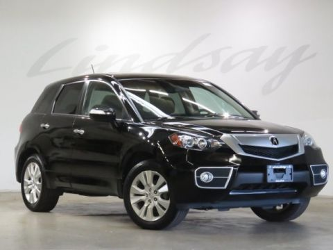 Pre-Owned 2010 Acura RDX Technology Package