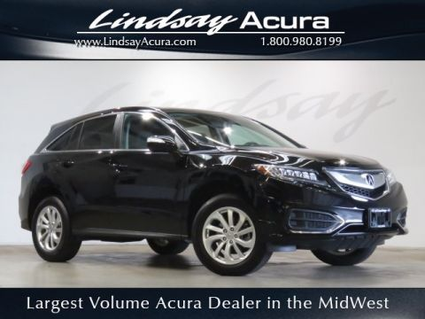 Certified Pre-Owned 2018 Acura RDX Base