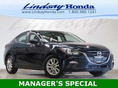 Pre-Owned 2014 Mazda3 i Touring
