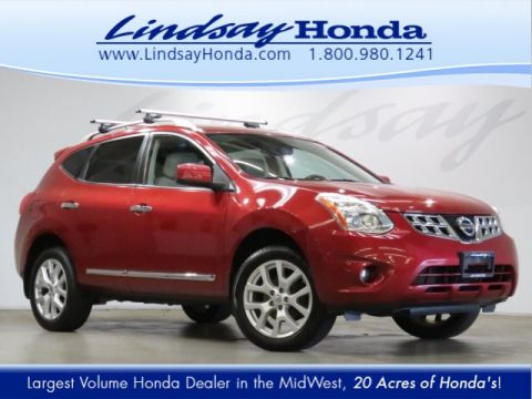 Pre-Owned 2013 Nissan Rogue SL